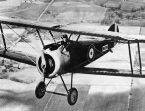 Military Flyers of Radnorshire