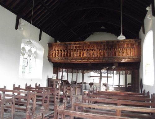 Decoding Radnorshire Churches