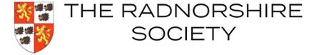 Radnorshire Society Logo