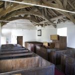 Llanfihangel Helygen interior